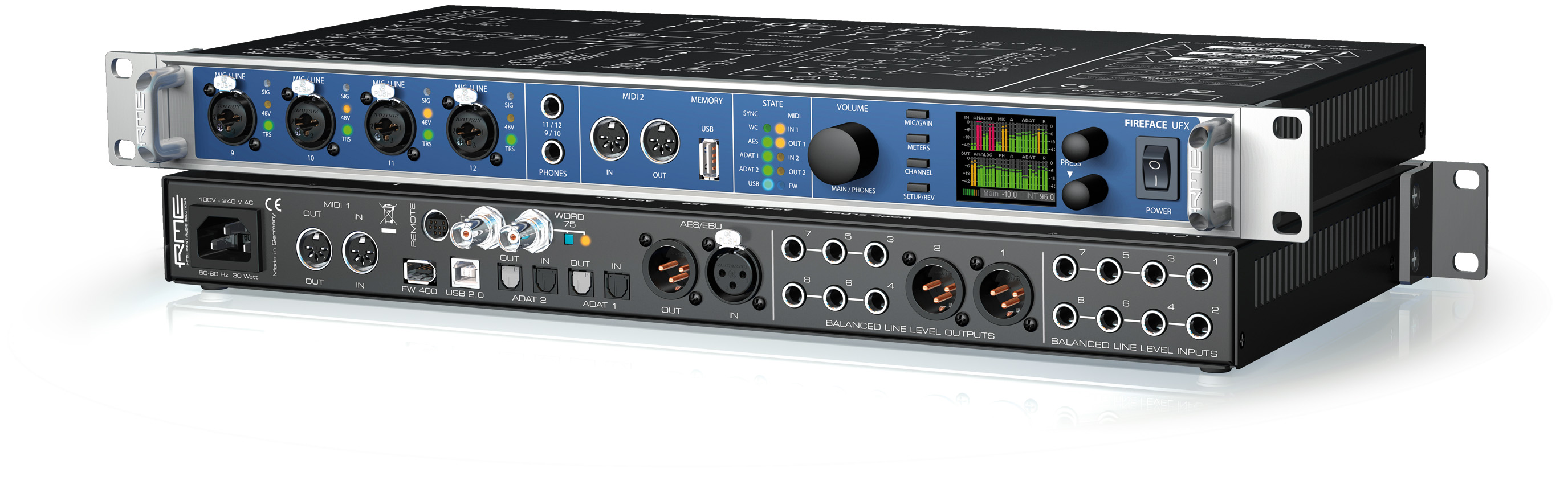AuSIM eCommerce - RME Digital Audio Interfaces
